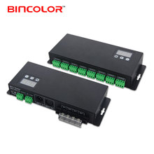 BC-824 24CH DMX decoder Digital Display Dmx512 To Pwm Controller 24 Channel Addressable Rgb Led Strip Dmx 512 Decoder