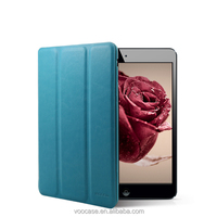 Cheap phone case with sleep function wallet leather case for ipad mini