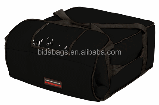 China Supplier Custom 12v pizza heated bag