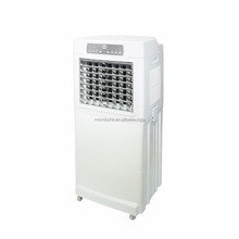 ABS Body Low Power Consumption 2500CMH Celsius Misting Air Water Cooler with CE CB