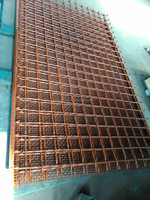 metal screen mesh for vibrating screen for graing and screen material for minerals,qurry