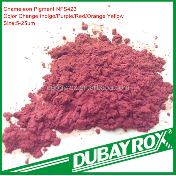 Chameleon Effect Pigment Powder For Nail Polish