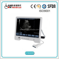 Veterinary Ultrasound Scanner with CE