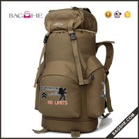 80L Outdoor pro big backpack Camping hikingbag Mountaineering bag travel backpack