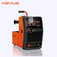 mig-250 IGBT DC Inverter plastic panel three phase high frequency portable and compact CO2 gas tig/SMAW/mig/mag welding machine