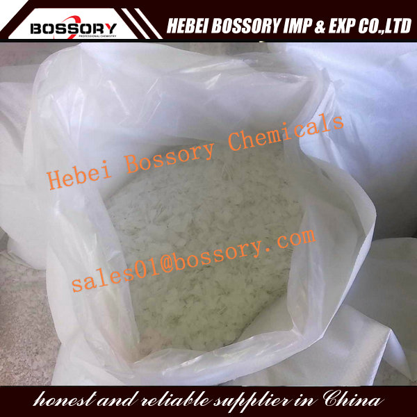 Bulk anhydrous magnesium chloride