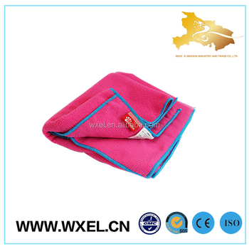 ultra fine promotional microfiber dishcloth