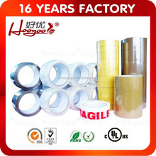 Single Sided Adhesive and Offer Printing Design Printing Low Noise Packing Tape