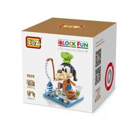 loz cartoon toy building bricks,educational connects toys