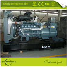 Hot! Germany original engine D2862LE223 800kw MAN engine generator with high performance