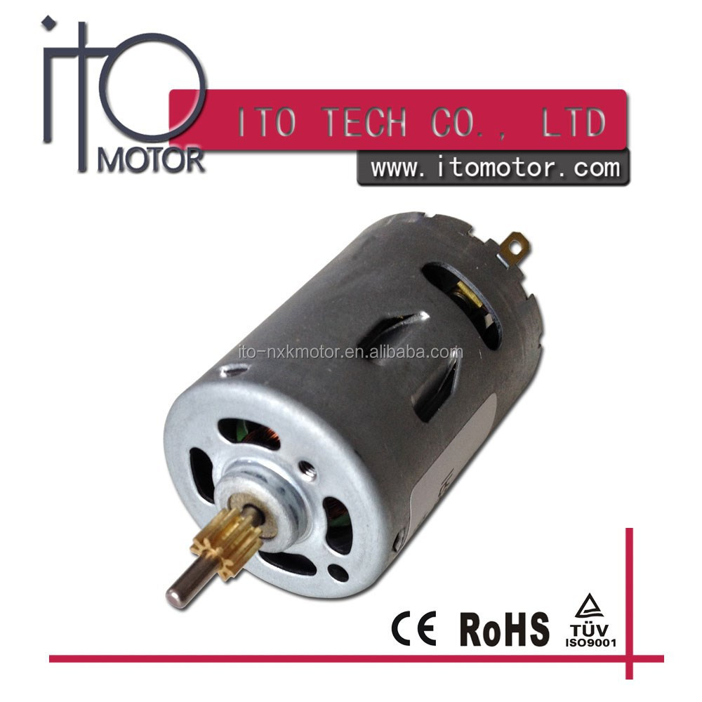380 Motor 12v Dc Electric Motor Price Small Electric Dc