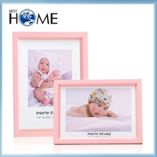 Promotional Gift Staking or Hanging Decorations of Different Types Colorful Cheap Plastic Photo Frames