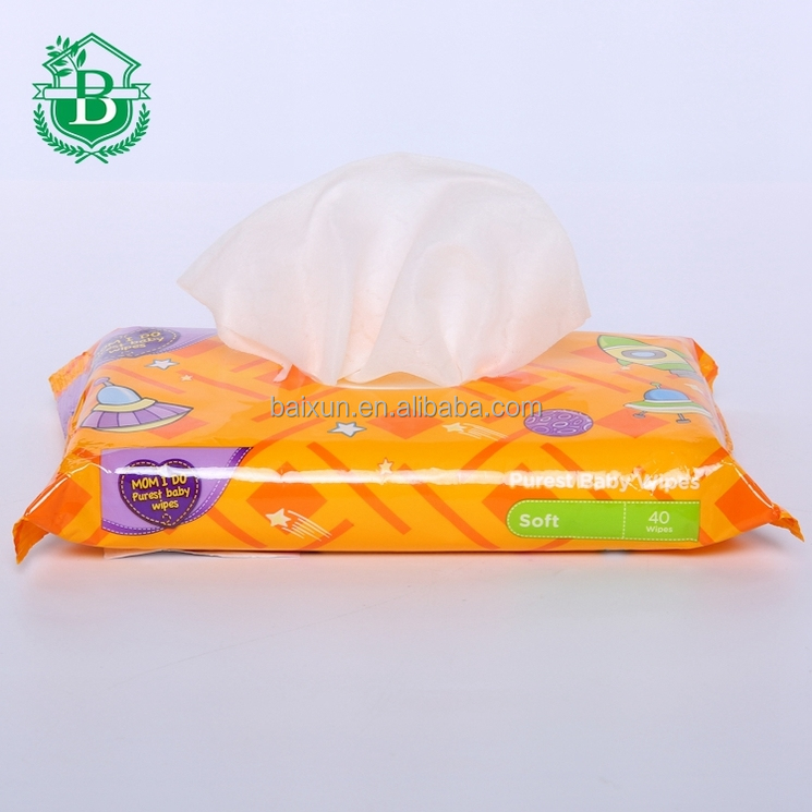 teeth wipes portable good quality wholesale antiseptic happy fresh baby wet wipe cover