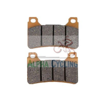wholesale motorcycle disc brake pads AC114 for HONDA-CBR 600 RR/CBR 1000 AC114