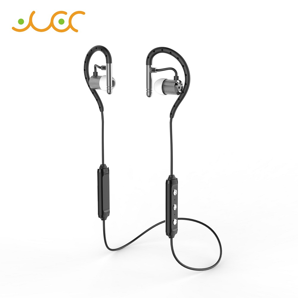 APTX Bluetooth Earpieces HD sound Headphones Super Bass Wireless Headsets for Jogging