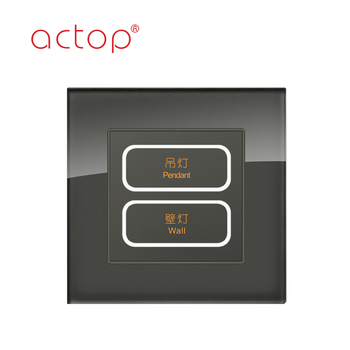 ACTOP Smart Home Flat Intelligent Smart Switch