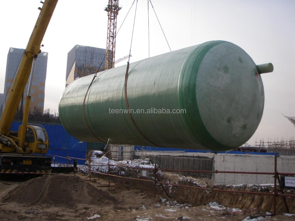 MBBR sewage treatment water recycling system