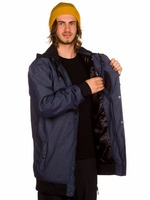 Waterproof and Breathable Outdoor winter jacket men parkas coat