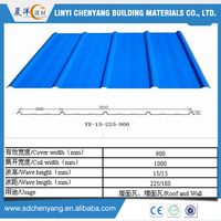 Coated Surface treatment Steel Plate zinc steel roofing sheets weight