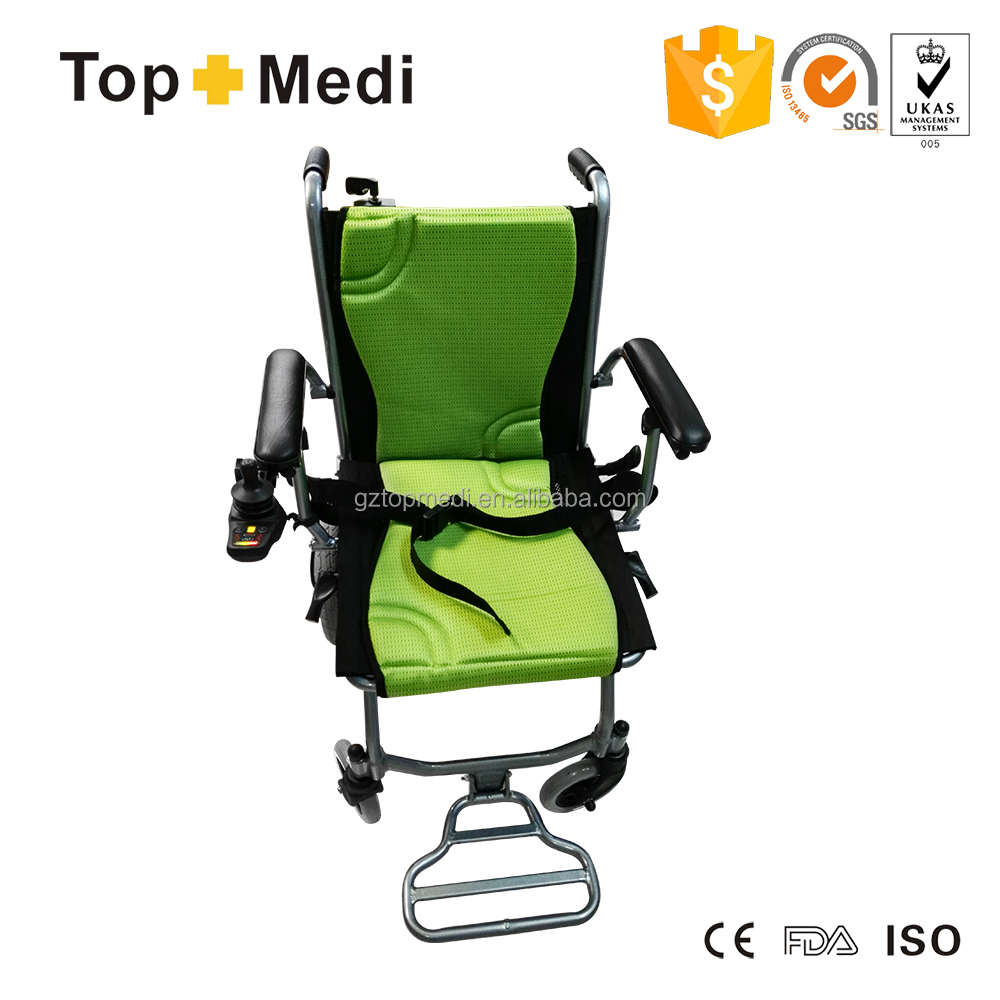 FDA CE 14.7KG 090 Super Lightweight Motorised Electric Wheelchair Allowed Travel by Plane