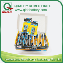 plush toy disposable aaa battery batteries made in Guangdong China