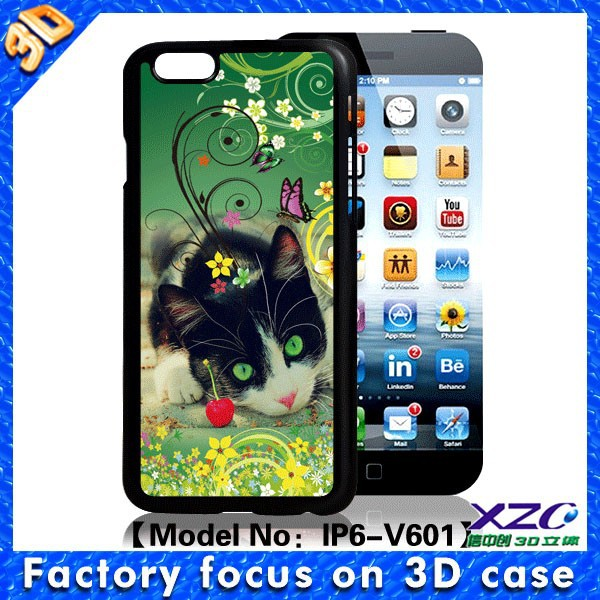 cute Hello kitty metal bumper back case for huawei honor 4x,Lovely animal design bumper case for sony xperia m2
