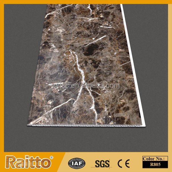 Alibaba Supplier Stone vinyl wall panel for Ceiling and Wall