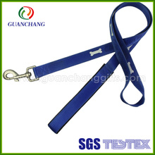 2016 innovative product alibaba china supplier textile comfortable printed pet leashes for dog