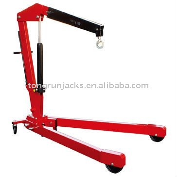 Torin BigRed(TM) 2-Ton Engine Crane Lift with CE Approved