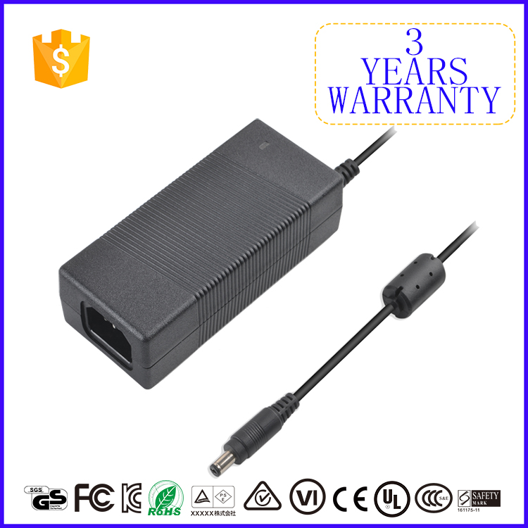 Thermal Printer AC DC 25.2V 1.5A power supply 25.2v 2.5a power adapter