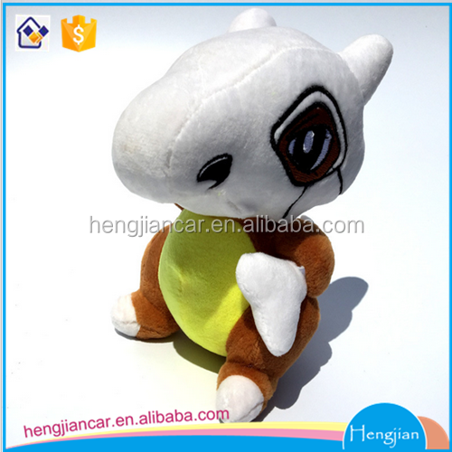 2016 wholesale cubone toys good quanlity cheap plush pokemon
