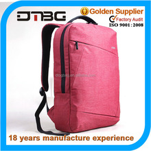 New design nylon 3 compartment laptop bag backpack