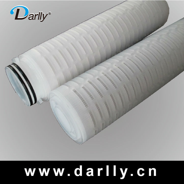 micro membrane filter cartridge alkaline filter cartridge in chemical industry