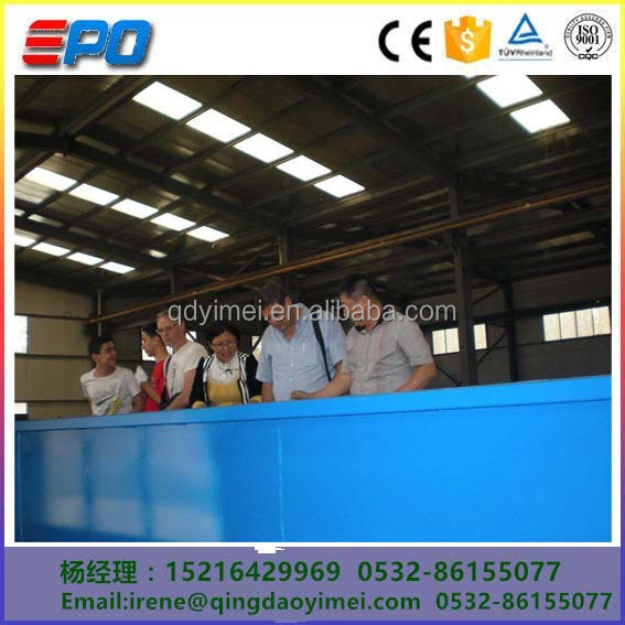 Residence waste water tratment equipment ETP effluent treatment plant