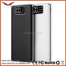 Shenzhen factory supply power bank charger 10000mah external battery for iphone, smartphone
