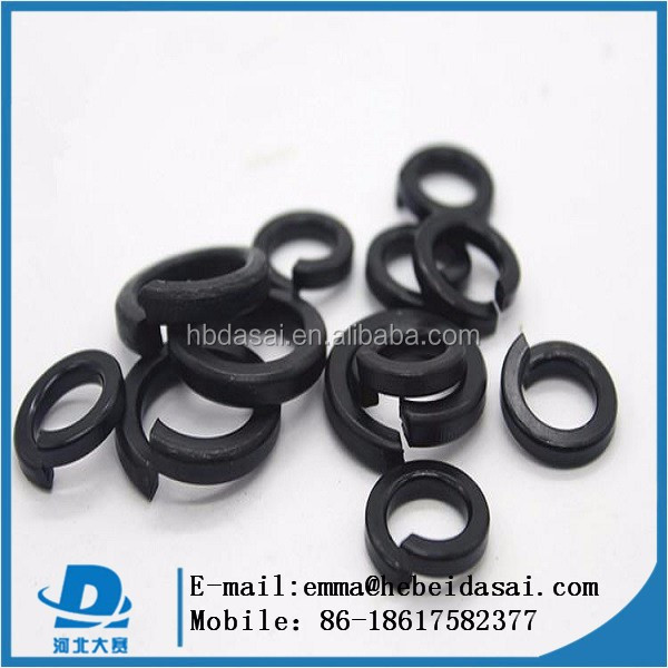Best China product standard black spring washer