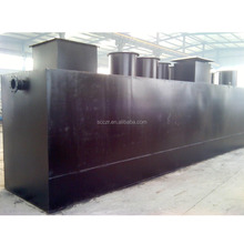 Customised MBR System Waste Water Treatment Plant/underground Packaged Equipment For Domestic And Municipal Sewage Treatment