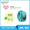 Aipker gps kids watch/ smart kids watch with gps function
