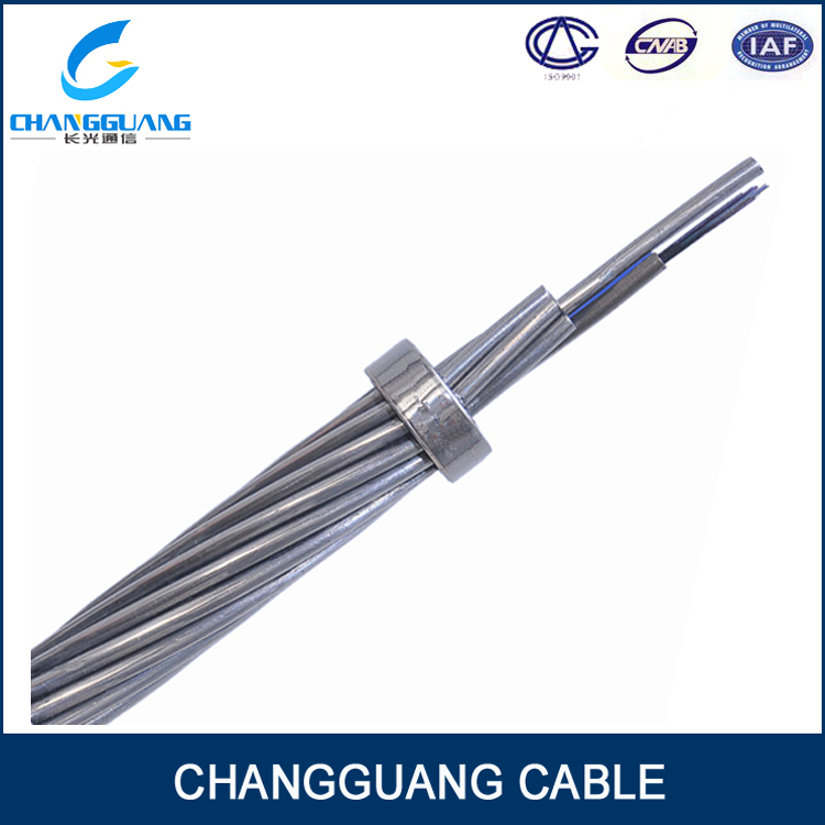 Aerial High Voltage Cable : Best price hot sales aerial power opgw fiber optic cable