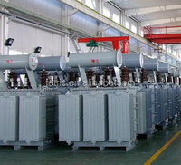 Three phase oil type 6 mva transformer