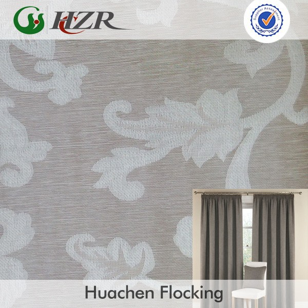 Polyester jacquard fabric for wall seamless cloth anti bacteria damp proof anti static feature decoratiing wall fabric