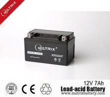 Hot selling Sealed Lead Acid best price 12v 7ah dry battery