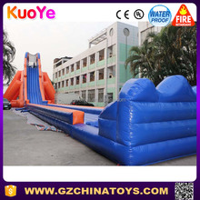 Wholesale exciting giant inflatable hippo water slide for adult