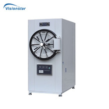 WS-200YDB 200L Hospital Stainless Steel Pressure Steam Sterilizer, Dental Autoclave