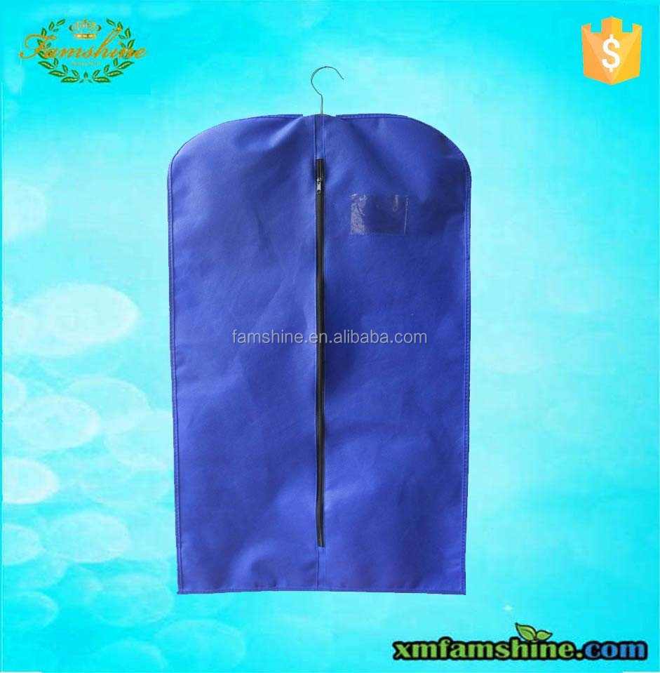 cheap nonwoven disposable garment bags