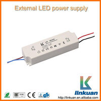 high PF constant current LED strips power supply LKAD030F