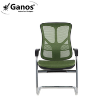 2017 low price fashion visitor chair with arm rest