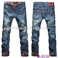 Latest Design Denim Jeans New Style