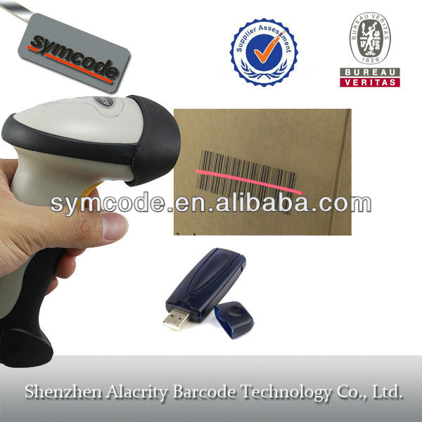 Bluetooth Long Range Wireless Barcode Scanner