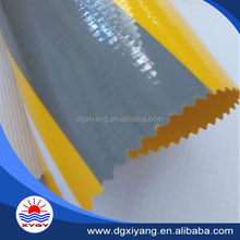 pvc stripped tarpaulin design for wedding tent